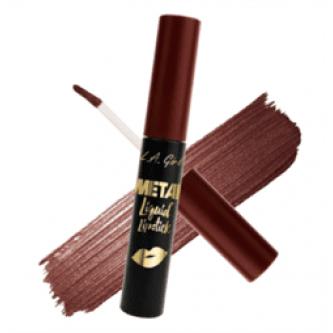 L.A. Girl - Metal Liquid Lipstick GML860 Bronzed