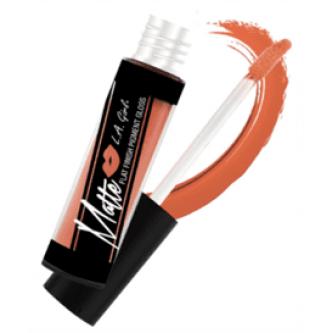 L.A. Girl - Matte Pigment Lipgloss GLG833 Fleur