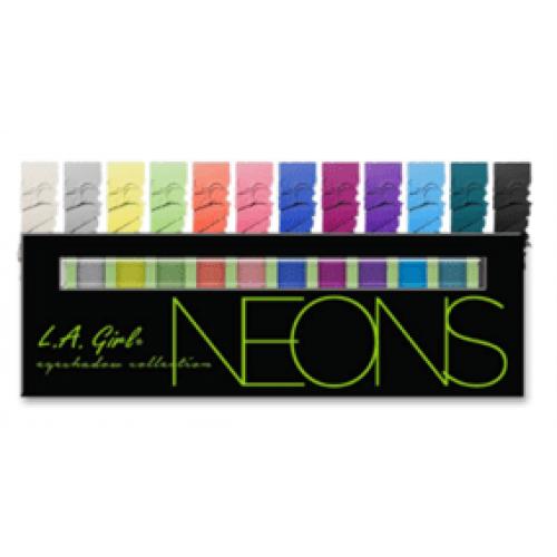L.A. Girl - Beauty Brick Eyeshadow GES334 Neon