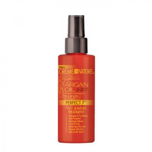 Creme of Nature - Argan Oil 7-N-1 Leave-in Treatment (4.23oz)