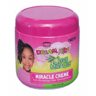 African Pride - Dream Kids Olive Miracle Miracle Creme (6oz)