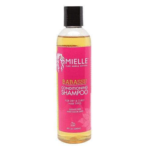 Mielle - Babassu Conditioning Shampoo (8oz)