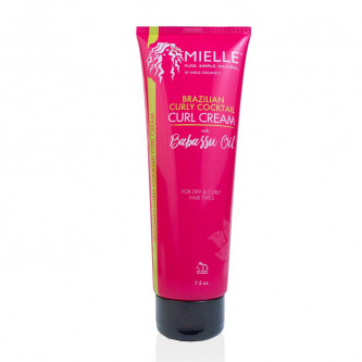 Mielle - Brazilian Curly Cocktail Curl Cream (7.5oz)