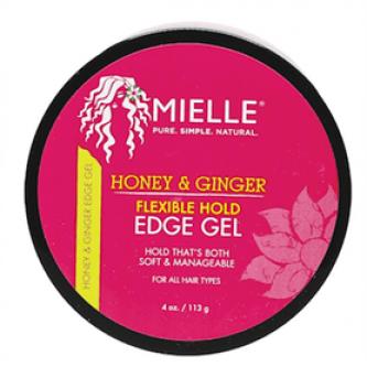 Mielle - Honey & Ginger Edge Gel (4oz)