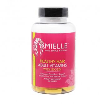 Mielle - Healthy Hair Adult Vitamins