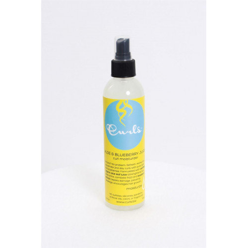 Curls - Aloe & Blueberry Juice Curl Moisturizer (8oz)