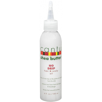 Cantu - Shea Butter No Drip Hair & Scalp Oil (6oz)