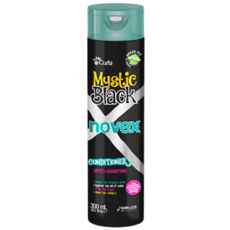 Novex - Mystic Black Conditioner (10.1oz)
