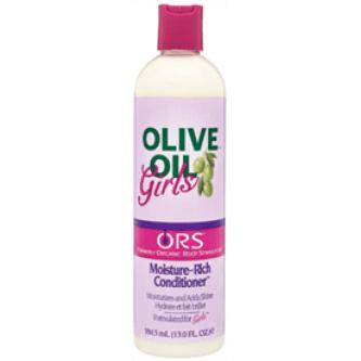 Organic - Olive Oil Girls Moisture-Rich Conditioner (13oz)