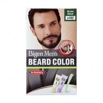 Bigen - Men's Beard Colour 102 Brown Black