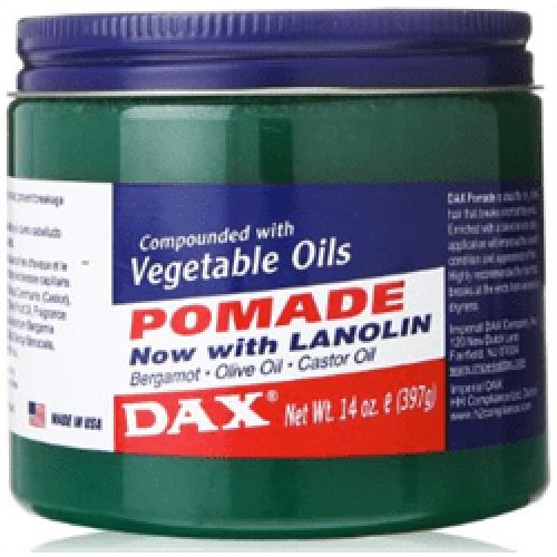 DAX - Vegetable Oils Pomade (14oz)