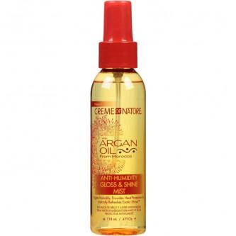 Creme of Nature - Anti-Humidity Gloss & Shine Mist (4oz)