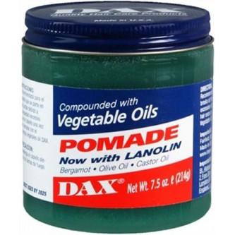 DAX - Vegetable Oils Pomade (7.5oz)