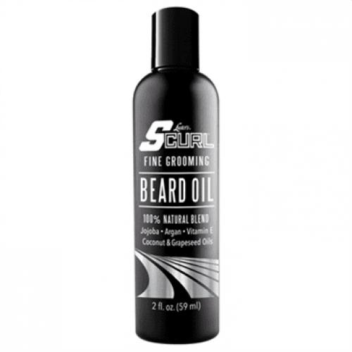 SCurl - Beard Oil (2oz)