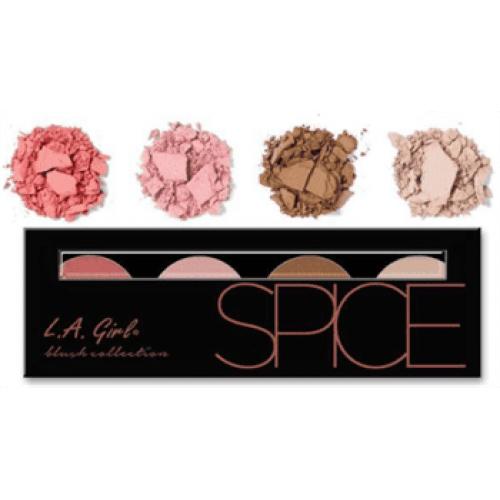 L.A. Girl - Beauty Brick Blush Spice