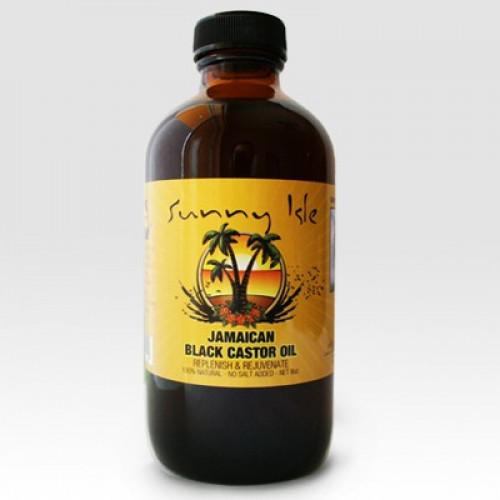 Sunny Isle - Jamaican Black Castor Oil (4oz)