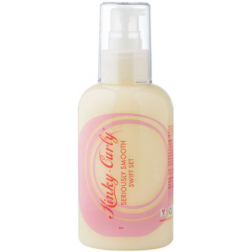 Kinky Curly - Seriously Smooth Swift Set Lotion (6oz)