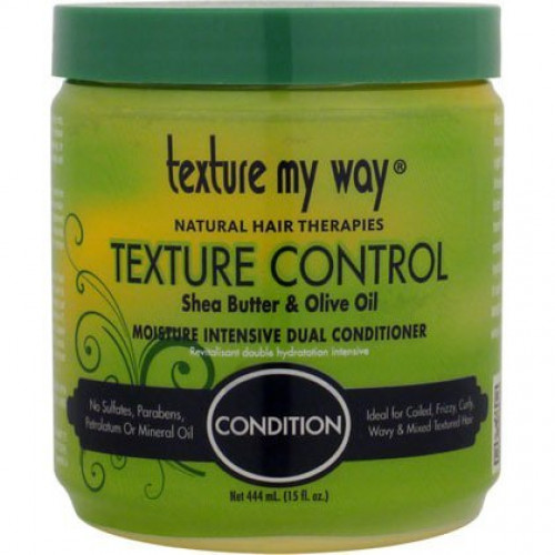 Texture My Way - Texture Control Moisture Intensive Dual Conditioner (15oz)