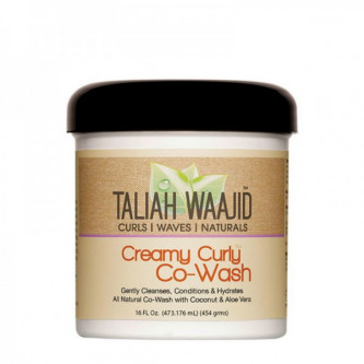 Taliah Waajid - Creamy Curly Co-Wash (16oz)