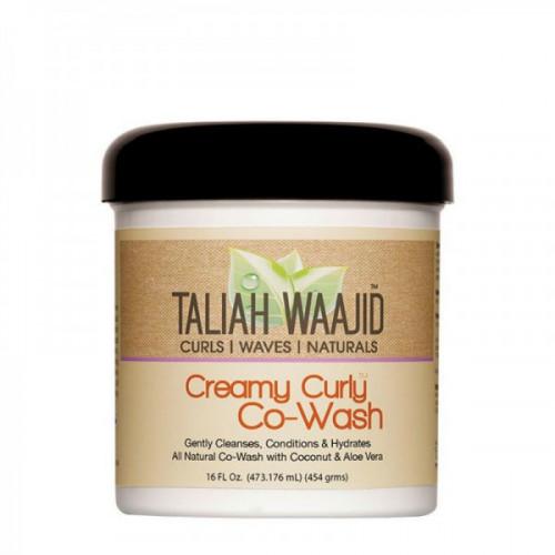 Taliah Waajid - Creamy Curly Co-Wash (16oz)