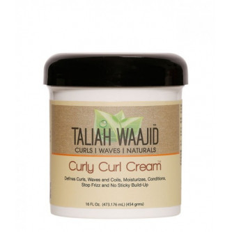 Taliah Waajid - Curly Curl Cream (16oz)