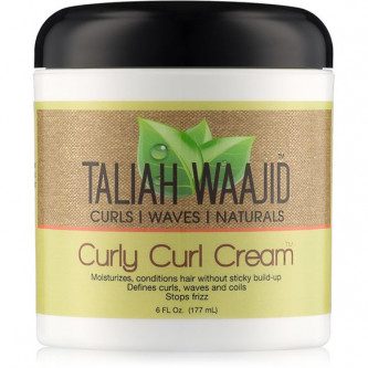 Taliah Waajid - Curly Curl Cream (6oz)