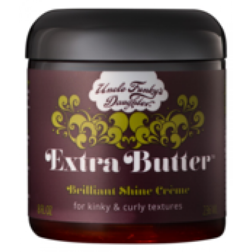 Uncle Funky's Daughter - Extra Butter Brilliant Shine Creme (8oz)