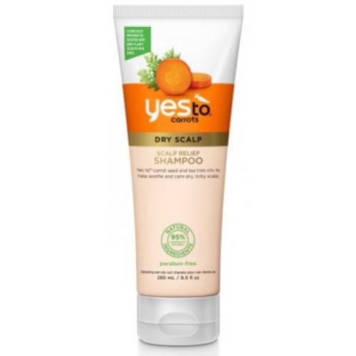 Yes To - Carrots Dry Scalp Shampoo (9.5oz)