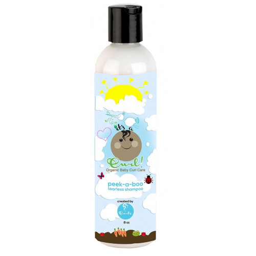 Curls - Baby Peek-a-Boo Tearless Shampoo (8oz)